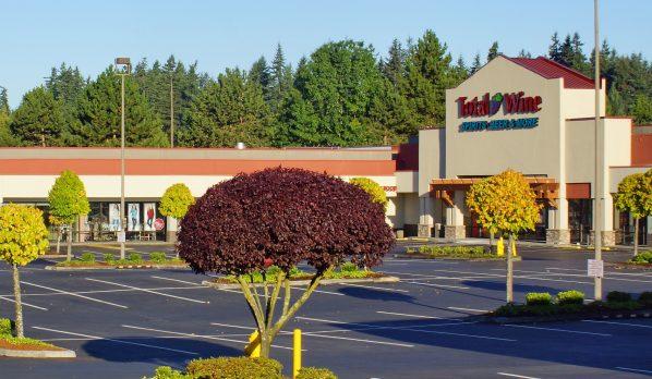 Alderwood Crossing Shopping Center