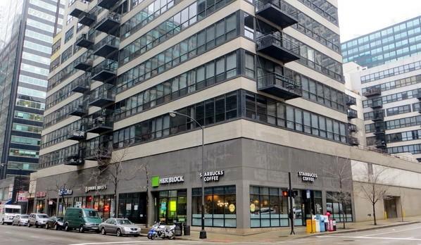 Metropolitan Place Retail Shops
